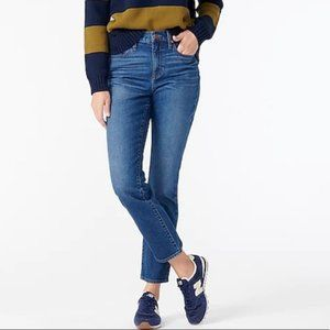 NEW J Crew slim broken in boyfriend jeans